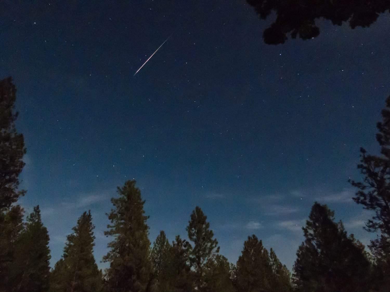 Lyrid Meteor Shower - Rocky Raybell via Flickr