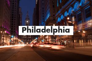 Philadelphia Card