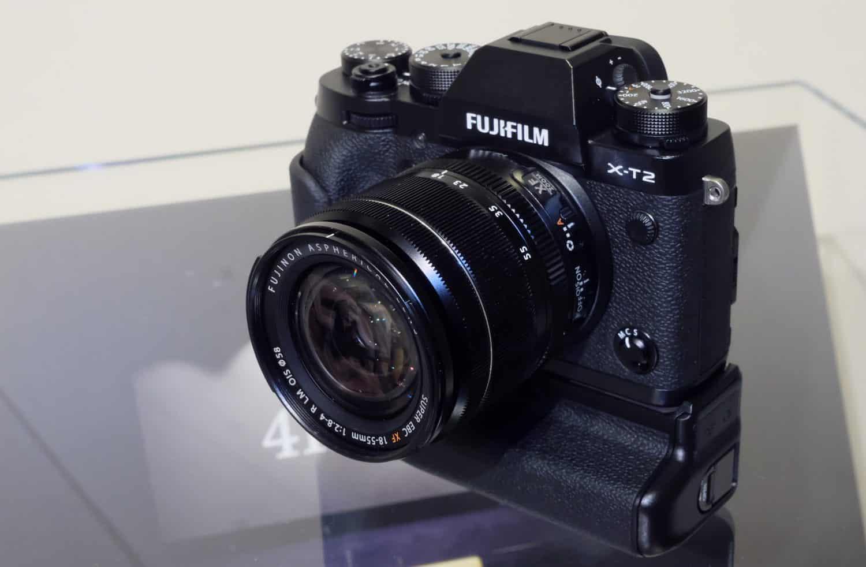 Best Astrophotography Cameras - Fujifilm X-T2 - Focus35mm via Wikimedia Commons