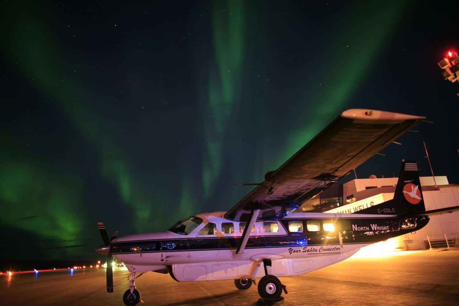 How to See the Northern Lights - Northwest Territories - Anson Chappell via Flickr