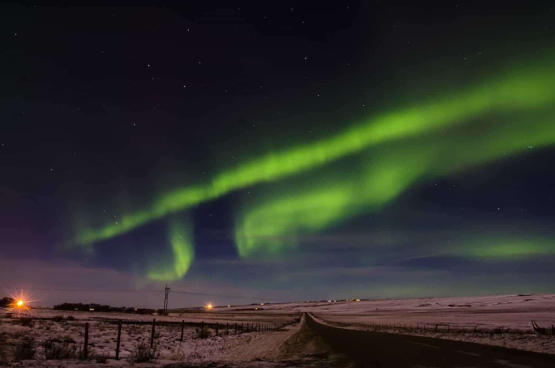 Northern Lights in Canada - Saskatchewan - Alex Slaven Photography via Flickr