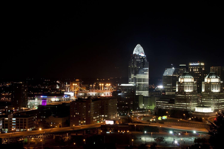 Stargazing in Cincinnati - Josué Goge via Flickr