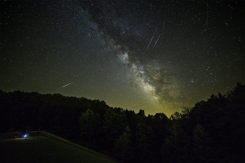 Stargazing near Cincinnati - Aaron Shirk via Flickr