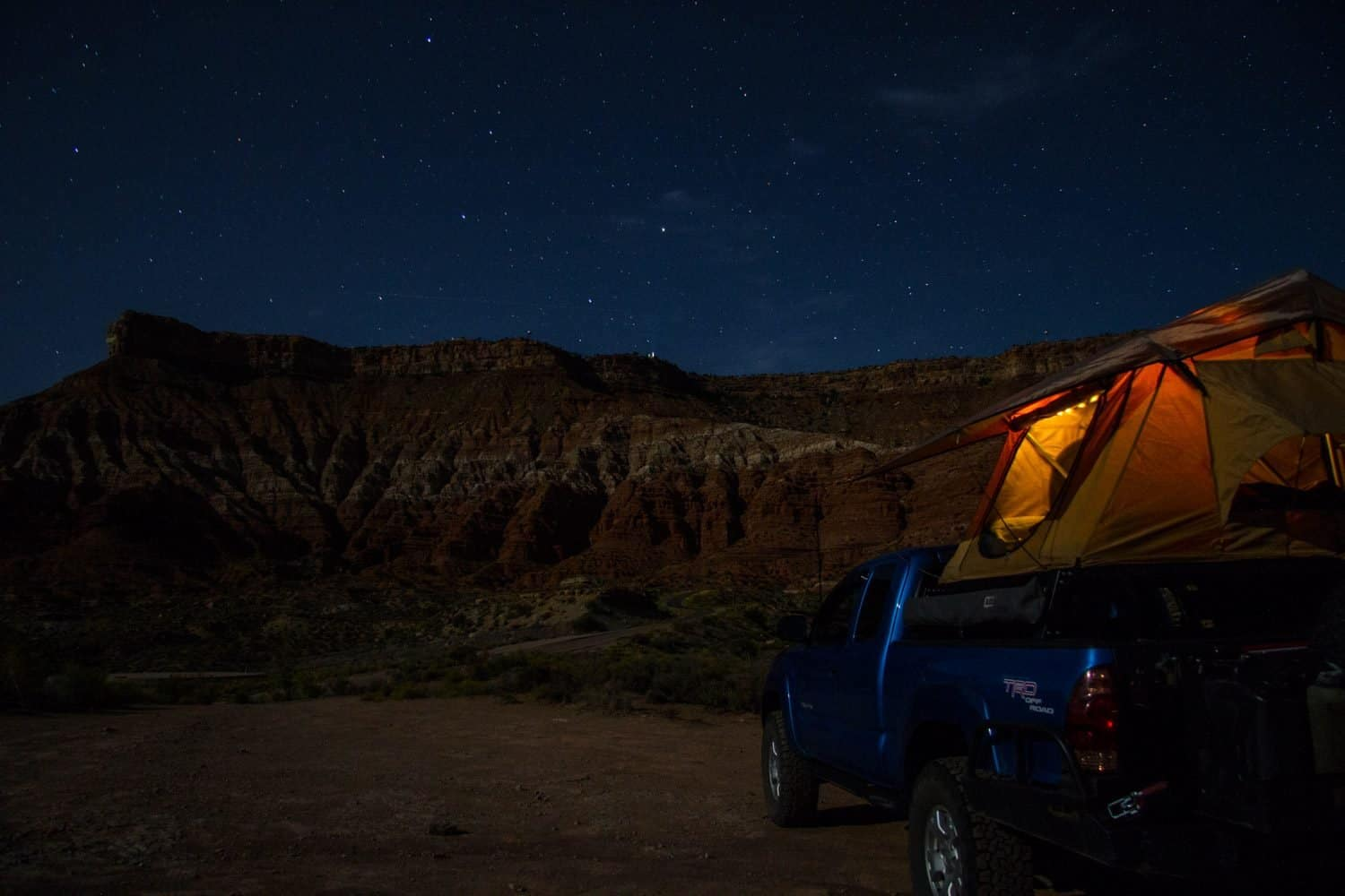 Zion National Park - Camping