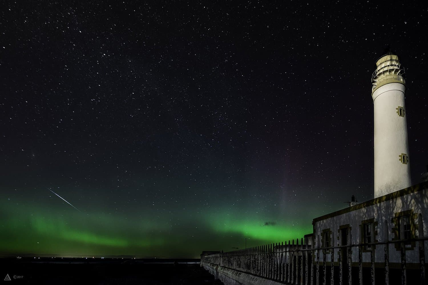 Northern Lights in Scotland Hero - D3RX via Flickr