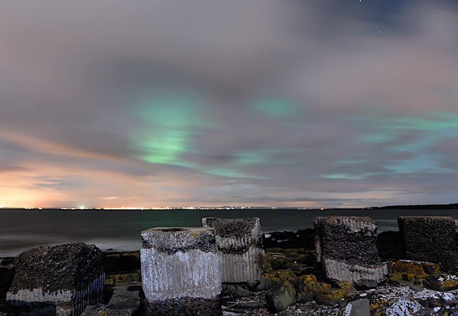 How to See the Aurora - Northern Lights and Clouds in Scotland - Michal Ziembicki via Flickr