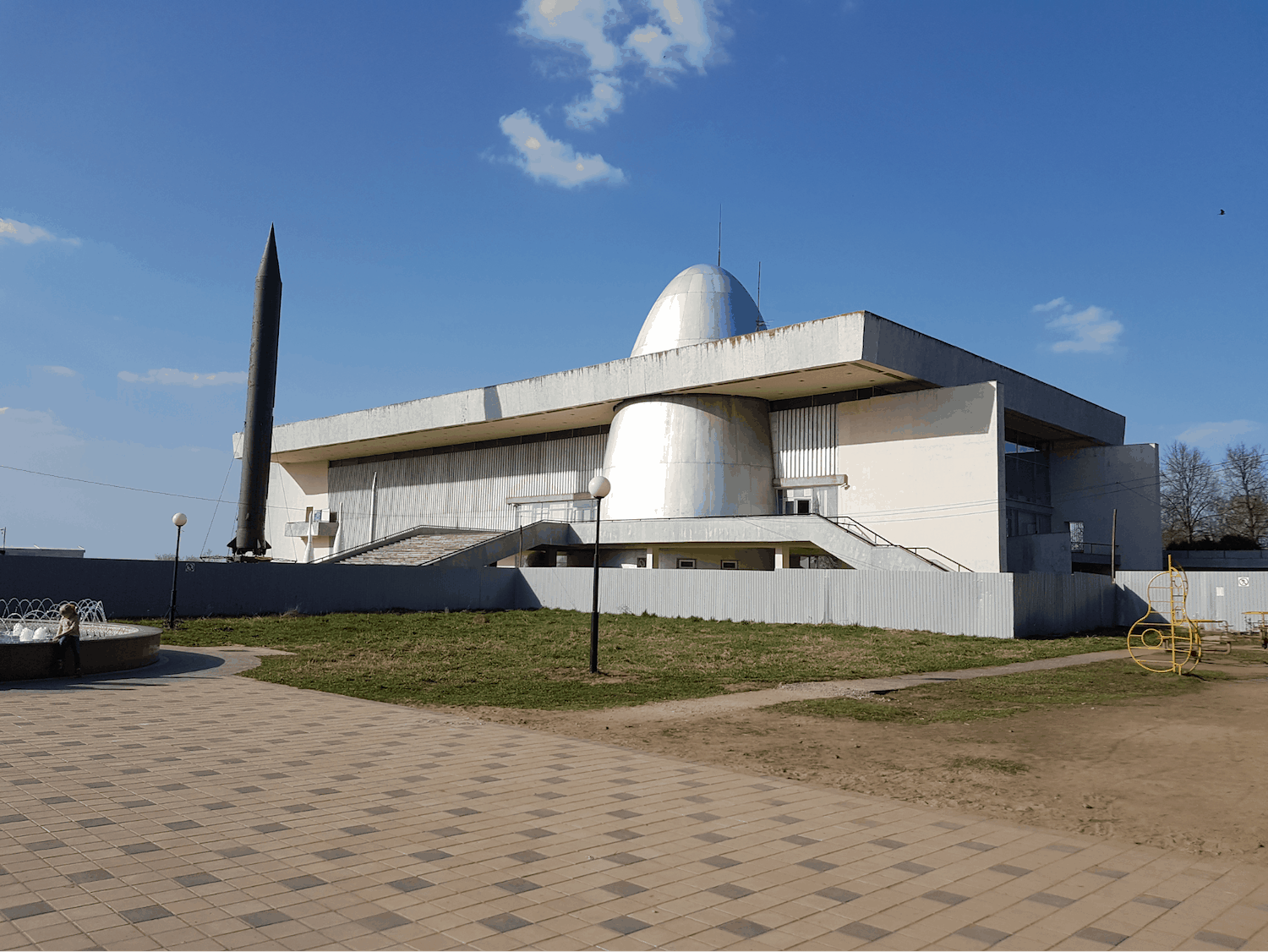 Russian Space Museums - Tsiolkovsky State Museum