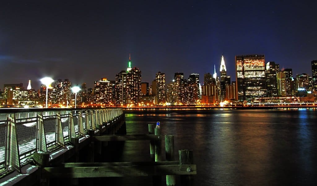 Stargazing in New York City - Long Island - TheCoolQuest via Flickr