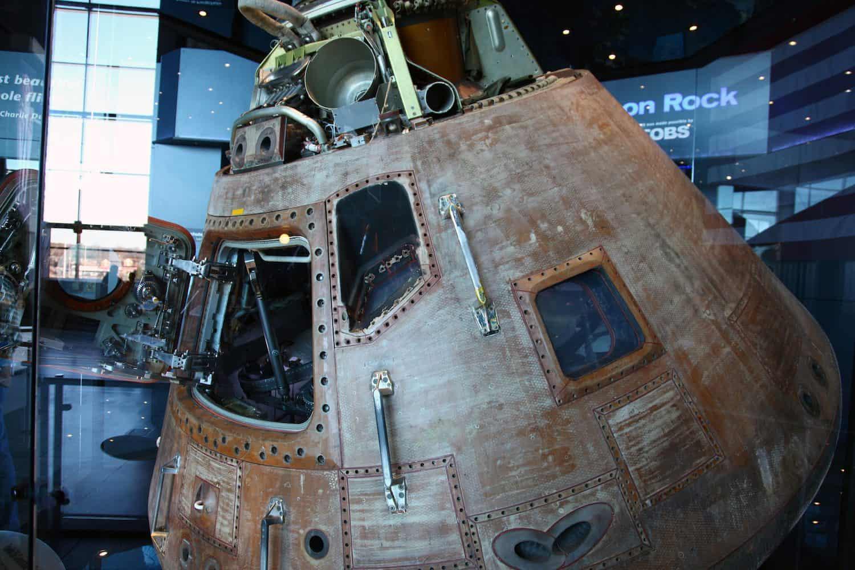 Apollo 16 Command Module