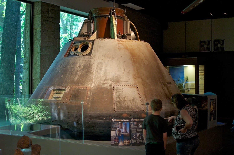 Apollo 6 Command Module