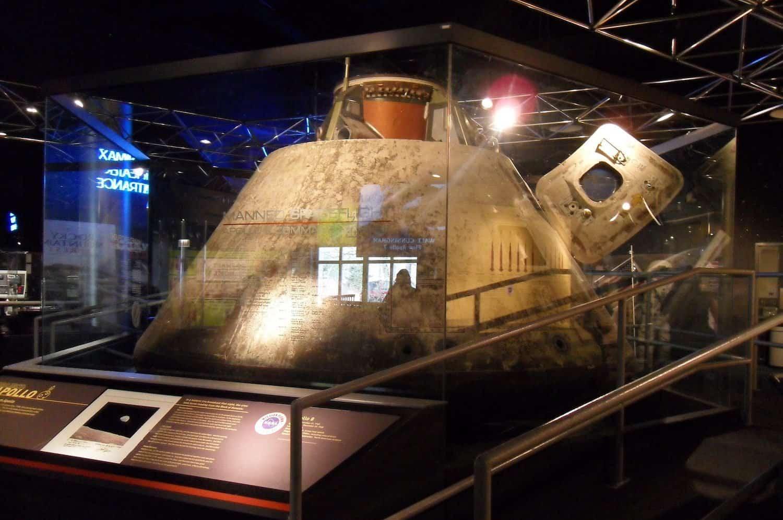 Apollo 8 Command Module