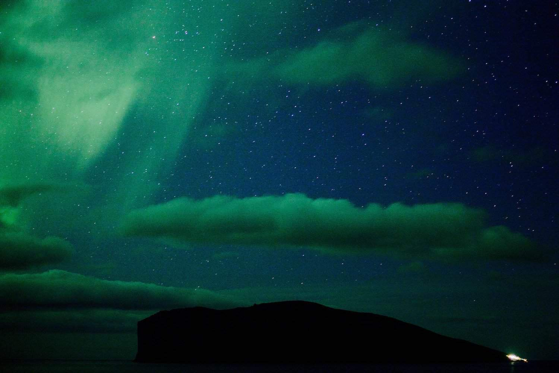 Northern Lights in Denmark - Mauri Joensen via Flickr