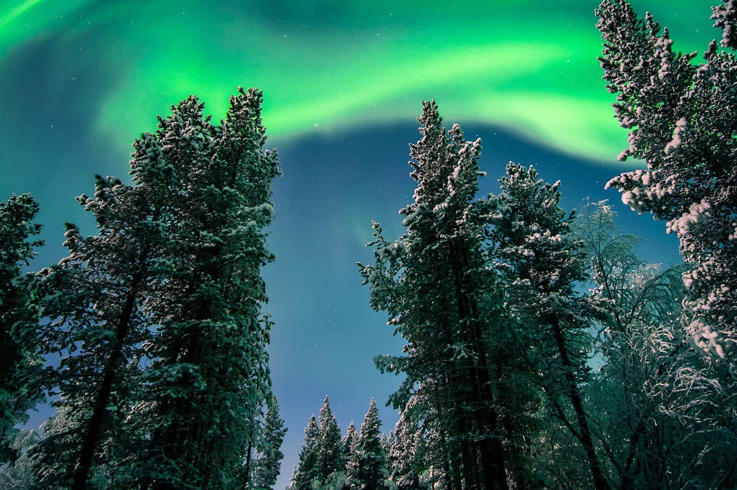 Northern Lights in Europe - Giuseppe Milo via Flickr