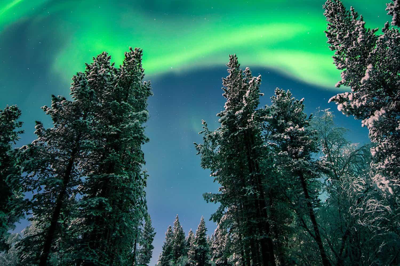 Northern Lights in Europe - Giuseppe Milo via Flickr
