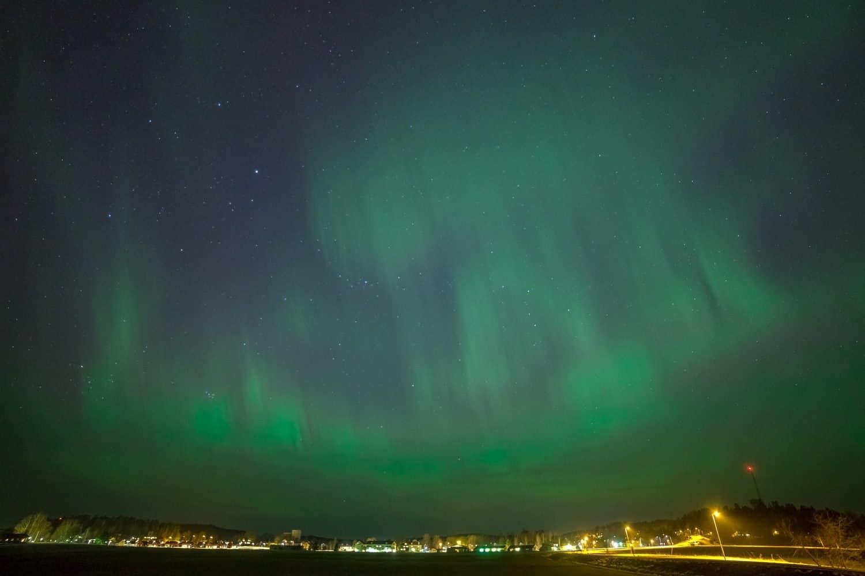 Northern Lights in Germany - Joakim Berndes via Flickr