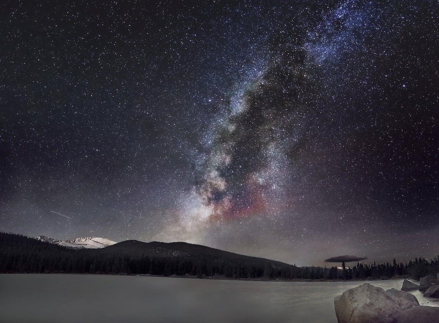 See the Milky Way - Max and Dee Bernt via Flickr