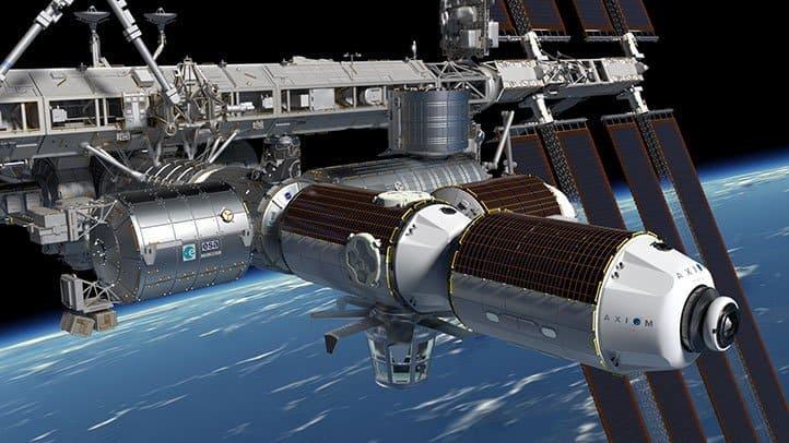 Space Tourism Companies - Axiom Space