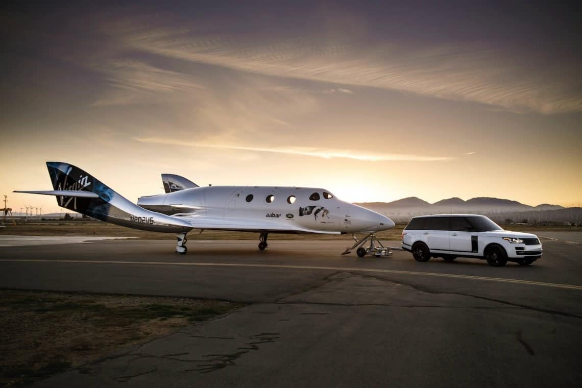 Space Tourism Companies Hero