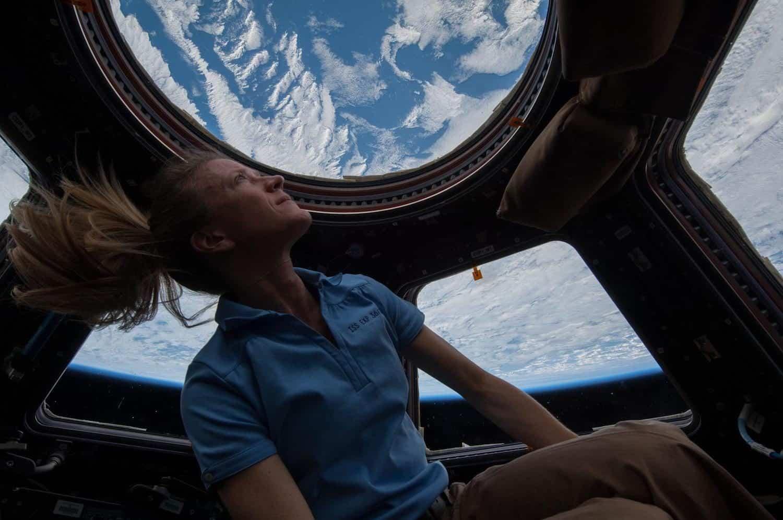 Space Tourism Companies - Space Adventures - Karen Nyberg via NASA