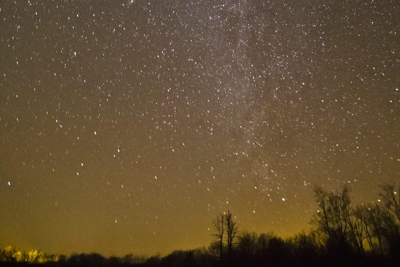 Stargazing near Pittsburgh - Ben Ferenchak via Flickr