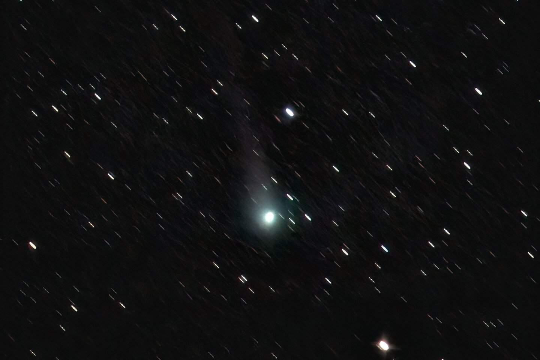 Comet - Andy Weeks via Flickr