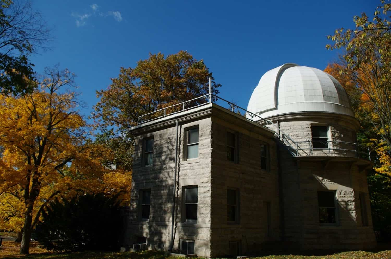 Stargazing near Indianapolis - StevenW. via Flickr