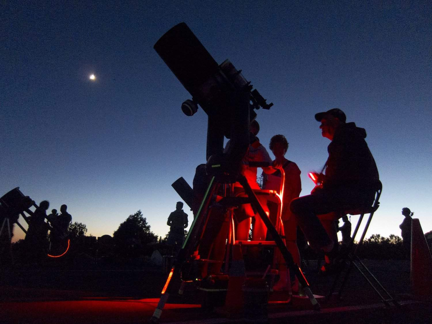 Grand Canyon Star Party - Michael Quinn for NPS via Flickr