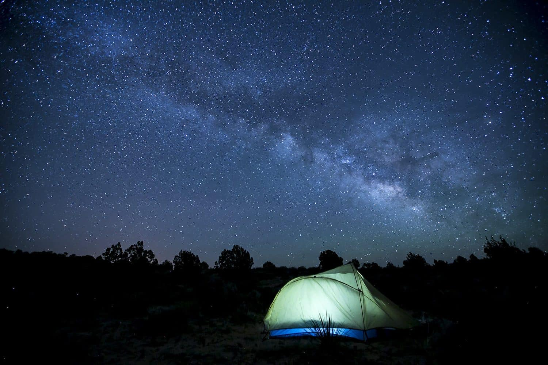 Stargazing in Arizona - Bob Wick for BLM