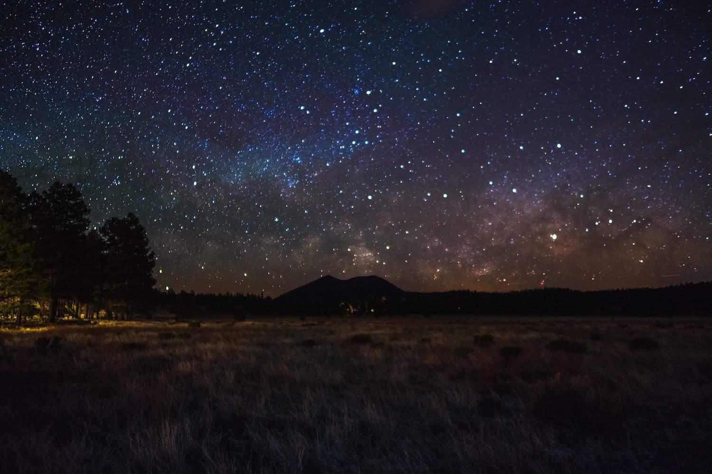 Stargazing in Arizona - Bonito Park - Coconino National Forest via Flickr