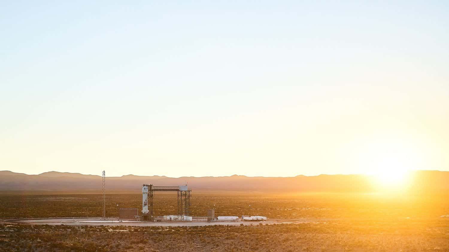 Blue Origin Company Profile - Corn Ranch & Launch Facility