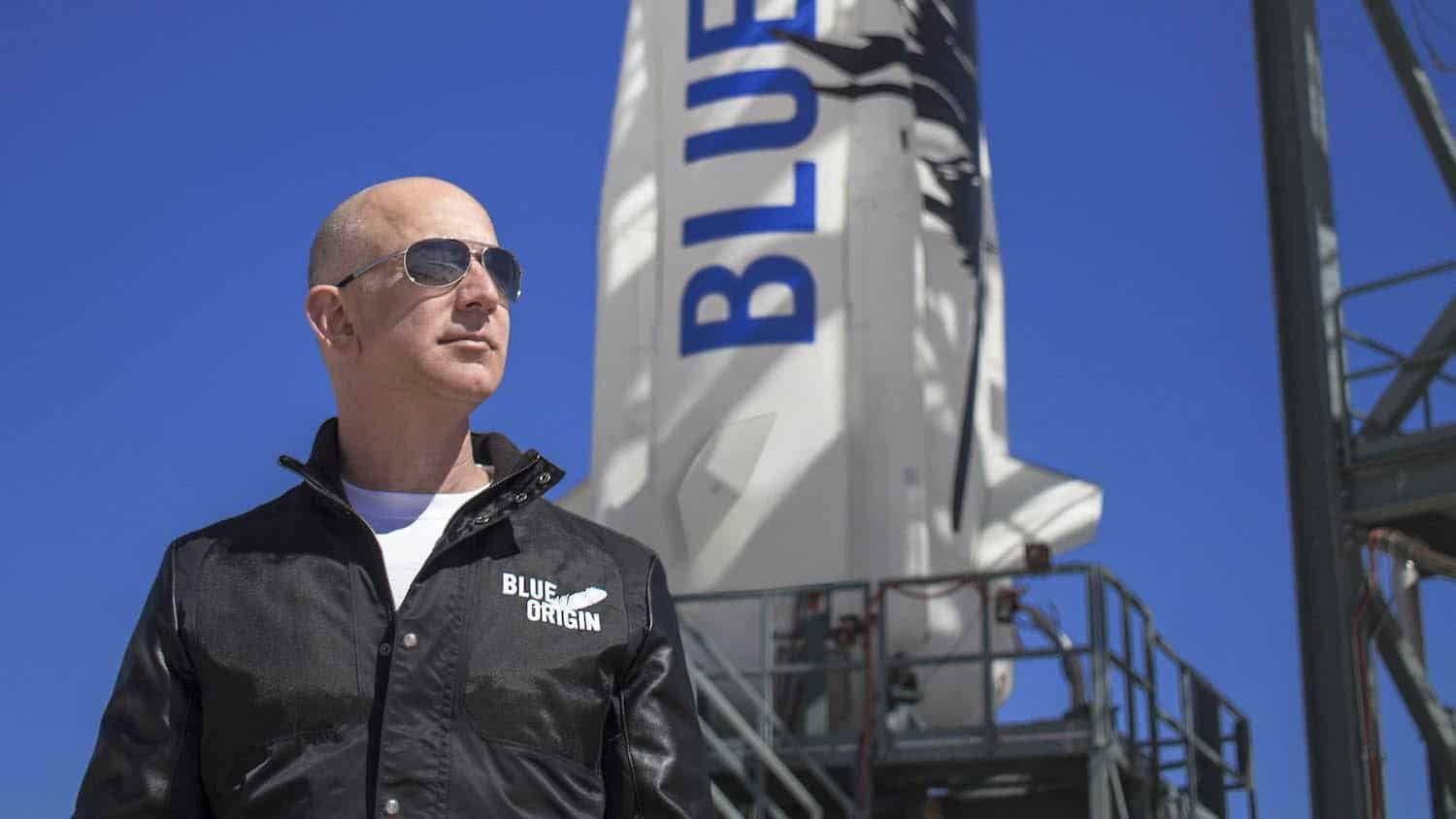 Blue Origin Company Profile - Jeff Bezos