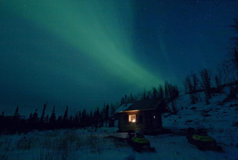 Northern Lights in Idaho - BLM via Flickr