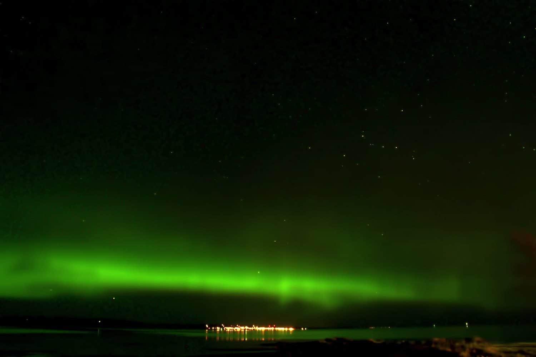 Northern Lights in Wisconsin - Jolene via Flickr