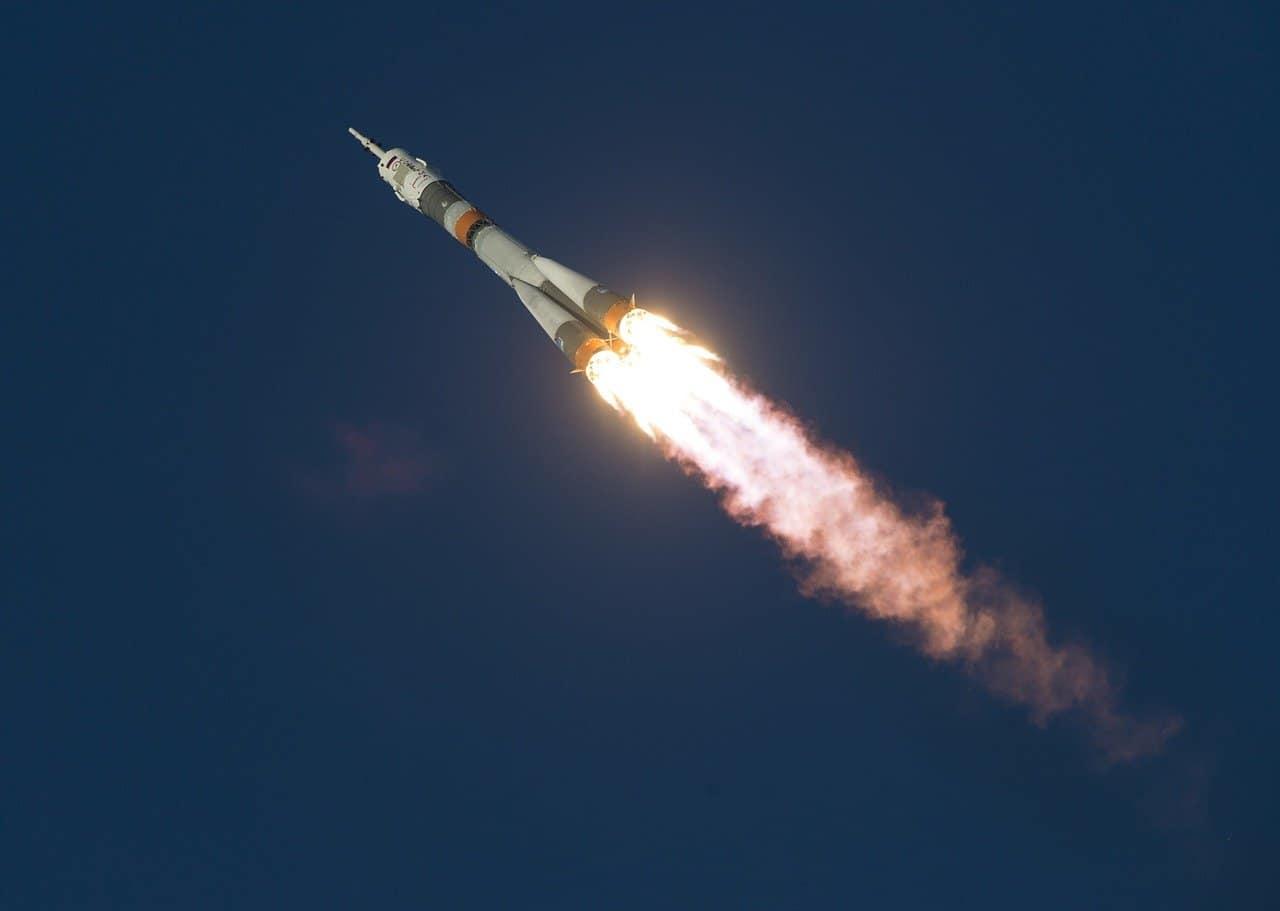 Soyuz Launch - Kazakhstan