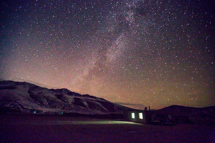 Tajikistan Stars - sunriseOdyssey via Flickr
