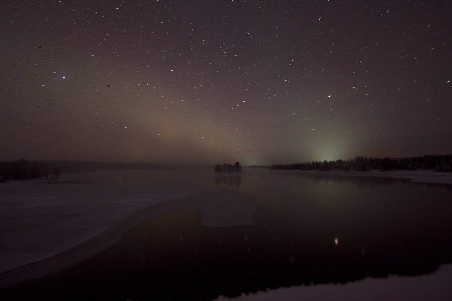 Northern Lights in Russia - Paul Williams via Flickr