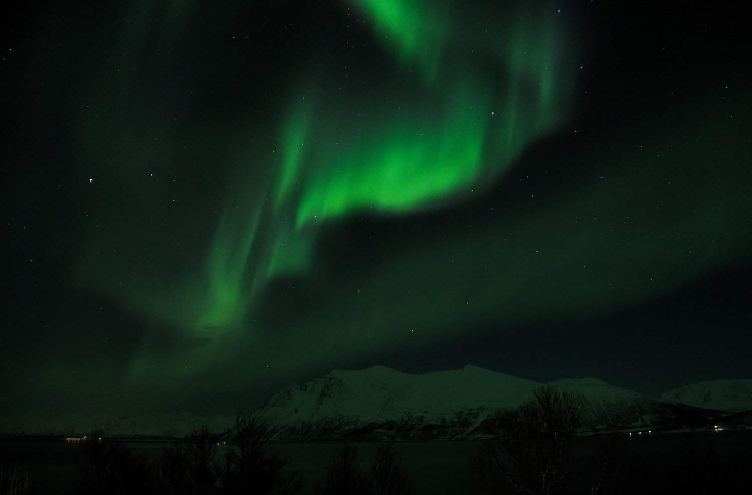 Northern Lights in Russia - Pixabay