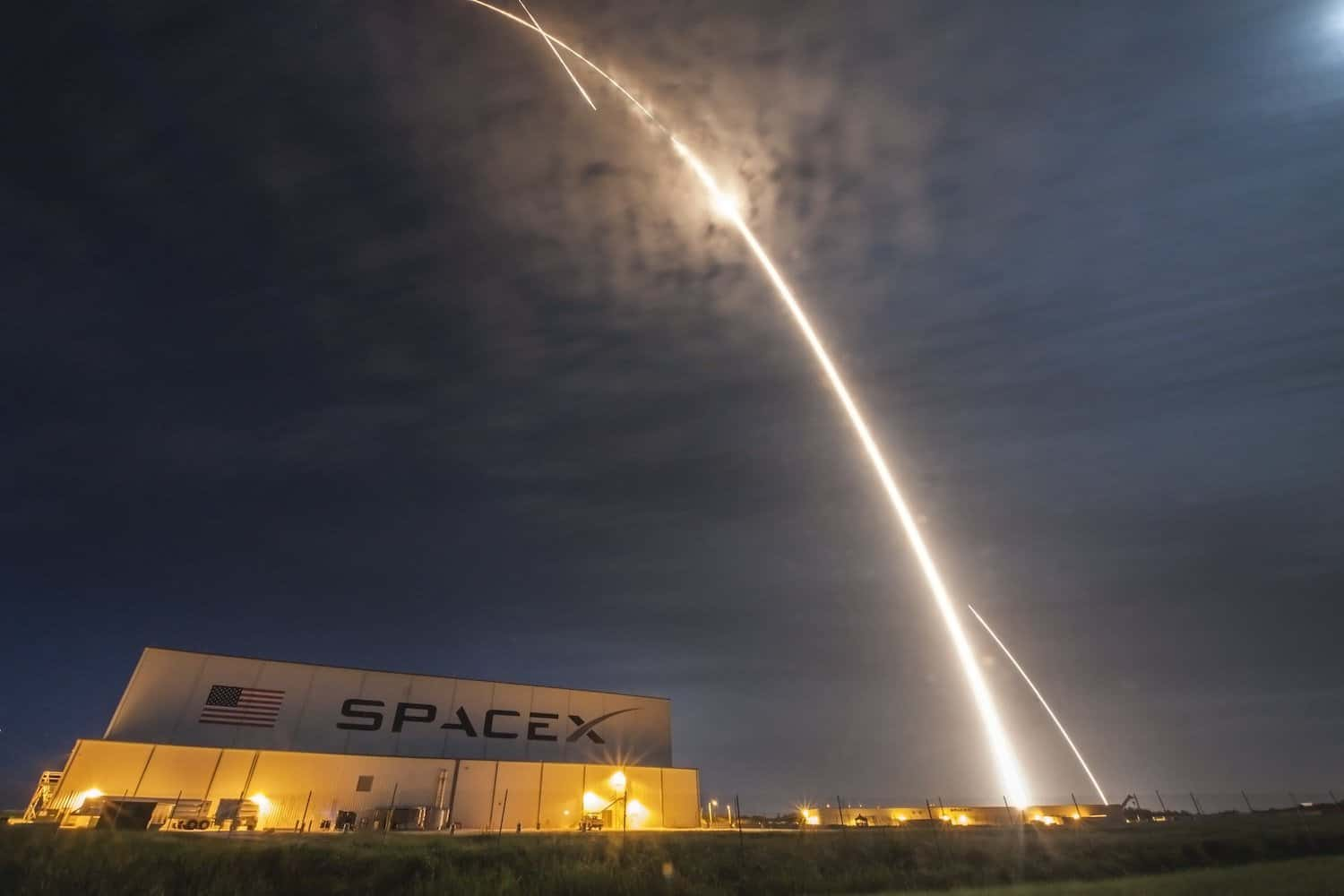 SpaceX Space Tourism Company - Launch Facility
