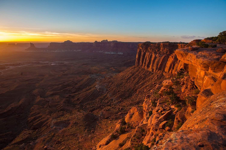 Canyonlands Daytime