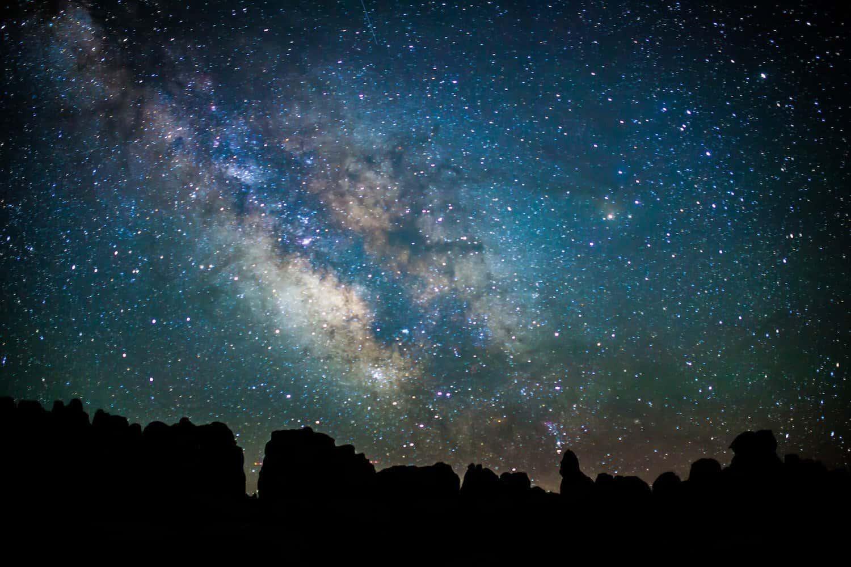 Canyonlands Stargazing - NPS:Emily Ogden