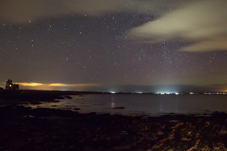 Stargazing in Scotland - Ackergill - Rob Faulkner via Flickr