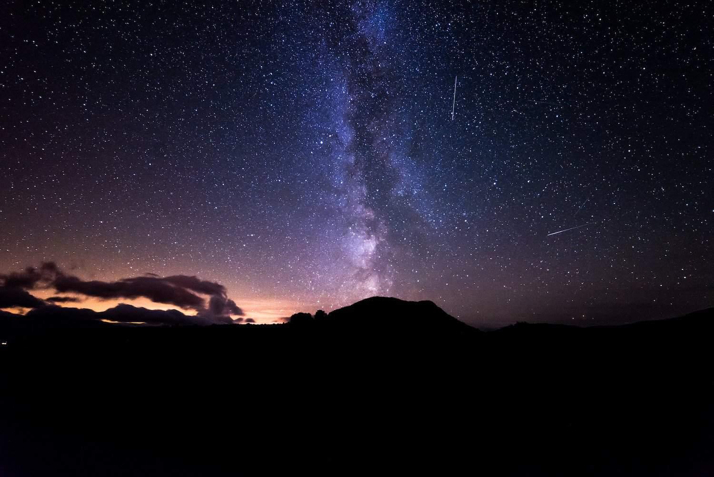 Stargazing in Scotland - Cairngorms National Park - Nick Rowland via Flickr