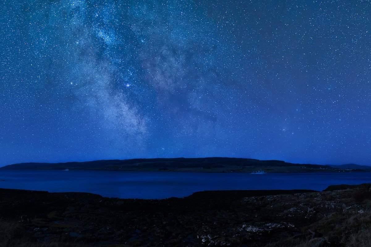 Stargazing in Scotland Hero