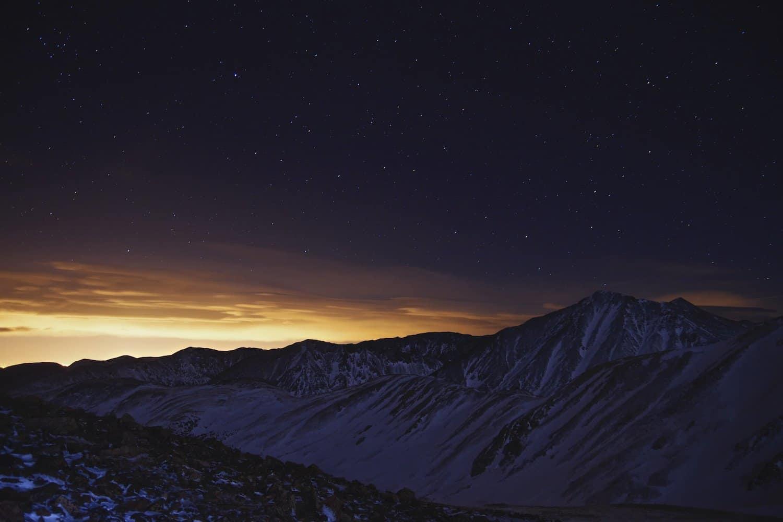 Stargazing in Colorado - Loveland Pass - Zach Dischner via Flickr