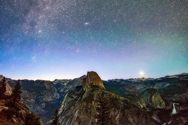 Yosemite Stargazing hero