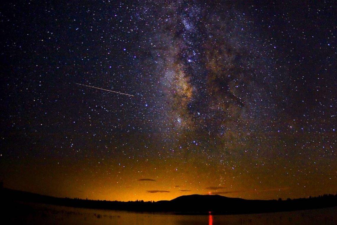 Night Sky in August - Logan Brumm via Flickr