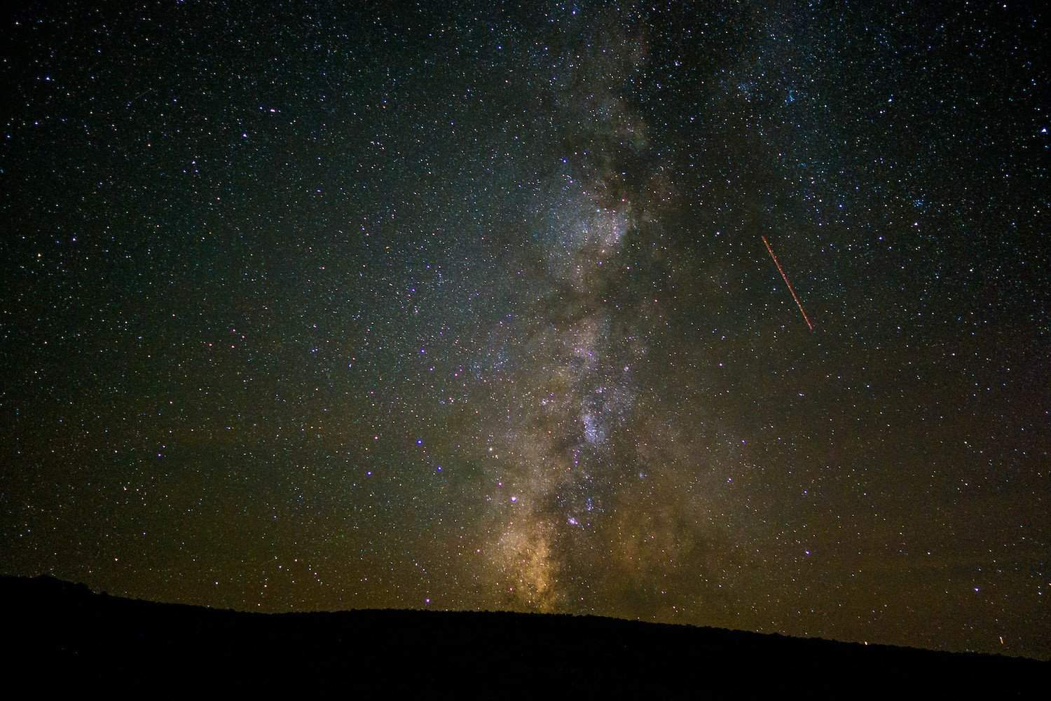 Best National Parks for Stargazing - Gunnison - Ryan Hallock via Flickr