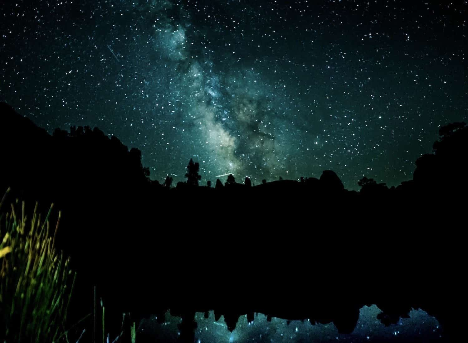 Best National Parks for Stargazing - Pinnacles - Shelly Prevost via Flickr