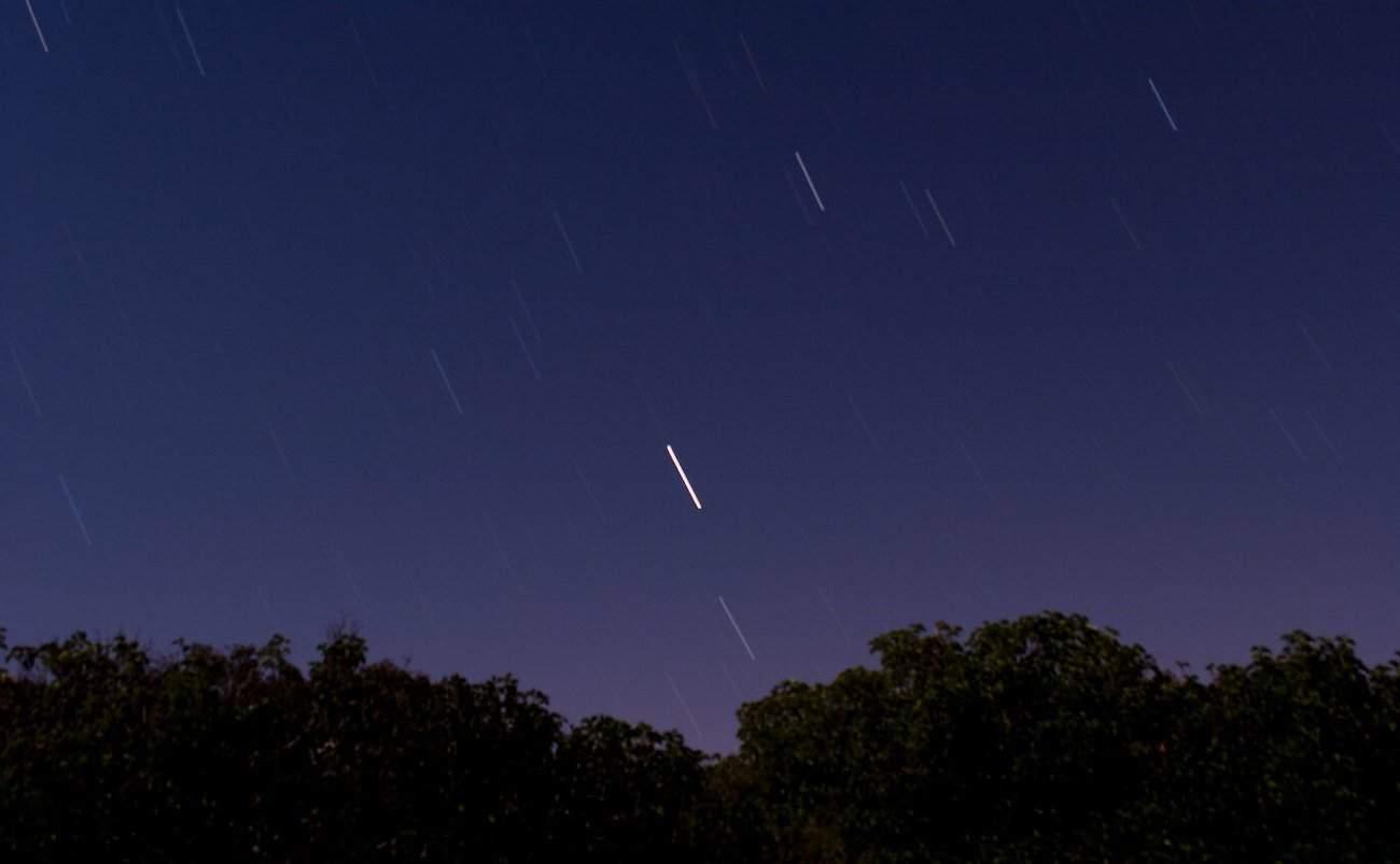 Palm Springs Stargazing - Dreamr OKelly via Flickr