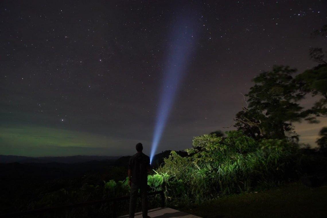 Night Sky October - Ryan Kartzke via Flickr